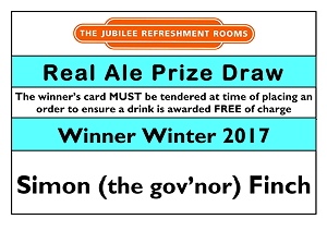 Ale Prize 2017 Winter